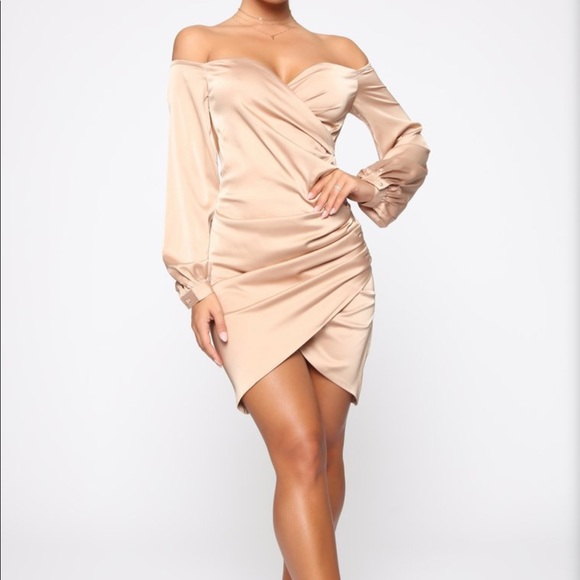 Fashionova silk dress